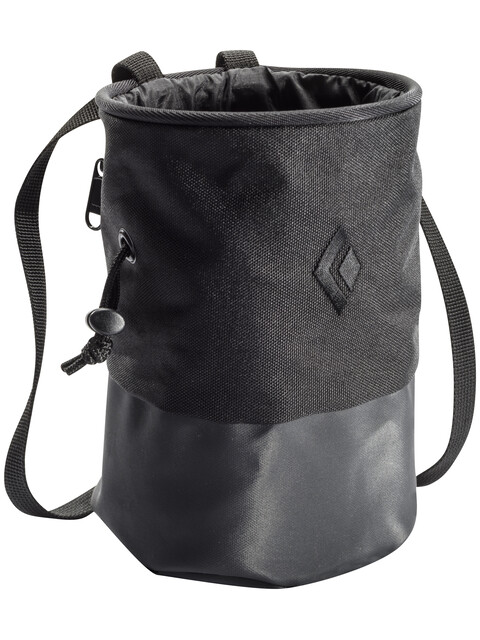 Black Diamond Mojo Zip Chalkbag S-M Black
